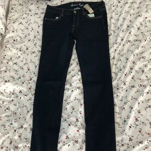 American Eagle Jeans NWT 8 extra long